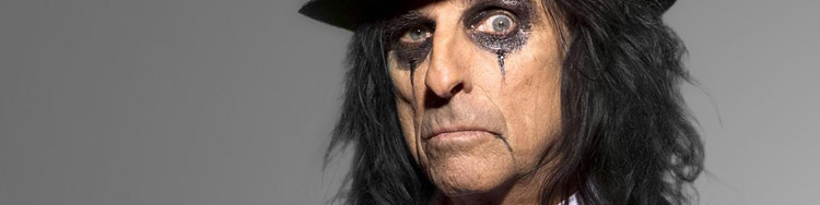 ALICE COOPER - died ten thousand times