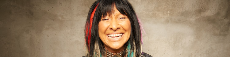 BUFFY SAINTE-MARIE - Music as medicine