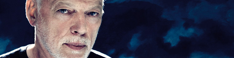 DAVID GILMOUR - The master of guitar solos turns 70