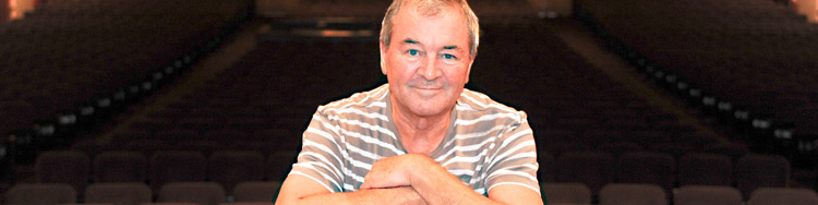 Birthday in absentia - IAN GILLAN turned 70 on 19 August