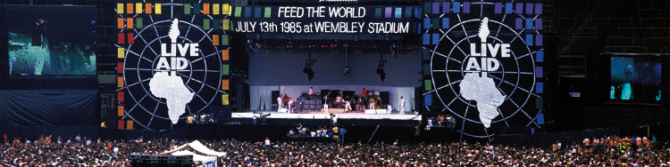 30 YEARS LIVE AID - The Great Disillusionment