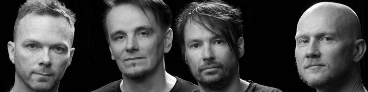 THE PINEAPPLE THIEF - Gruppenarbeit mit Geistern