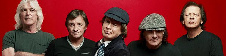 """AC/DC """"Wir sind eine Band, die immer noch Rockmusik für Teenager macht"""""""
