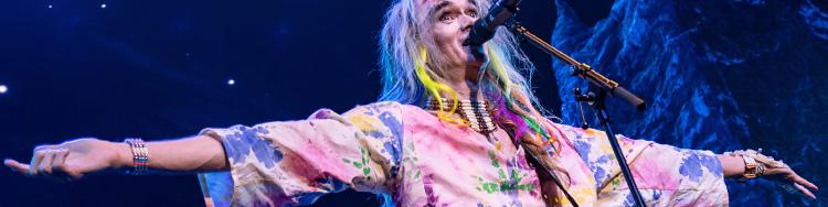"""AYREON - """"Was mich zum Schwitzen brachte, war, dass ich mich wie ein Hippie kleiden musste"""""""