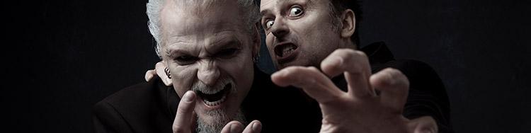 DEMONS & WIZARDS stellen auf ihrem dritten Album Menschlichkeit gegen Verblendung