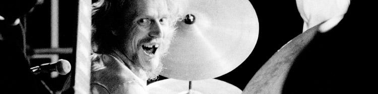 GINGER BAKER - Nur ein Drummer