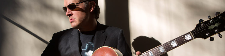 JOE BONAMASSA - Der Blues als Erlösung vom Blues