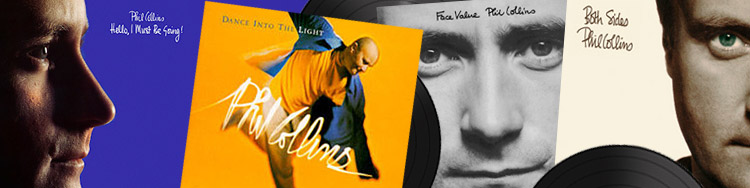 """""""I like myself as an older gentleman"""" - A hopeful PHIL COLLINS between Reissues and concert plans"""