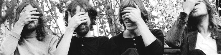 PINK FLOYD - 1968–1972