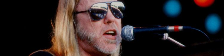 END OF THE LINE - In Memory of Gregg Allman