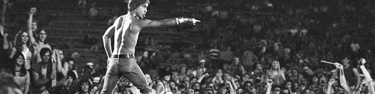The history of rock photography