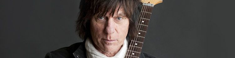 JEFF BECK - The silent singer