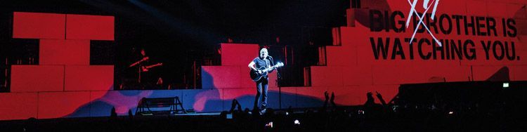 "ROGER WATERS - ""The Wall"" and its creator 2.0"