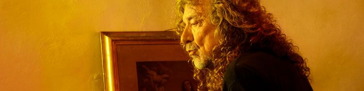 ROBERT PLANT - The white comanche