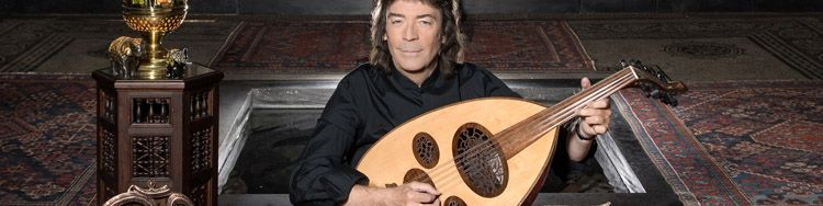 "STEVE HACKETT - ""To hell with nationalism!"""