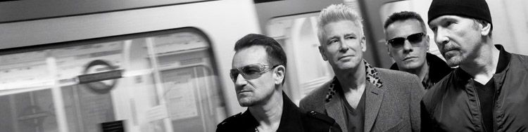 U2 - The breakdown year 2014