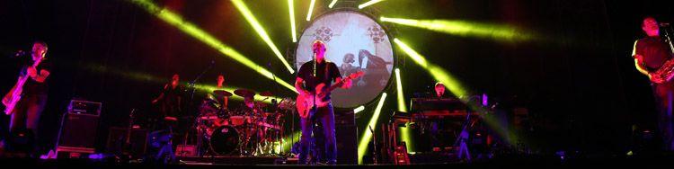 Die Floyd-Tributeband ECHOES glänzt auf neuem Livemitschnitt mit hochkarätigen Gästen