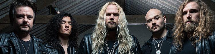 Englands beste neue Hardrock-Band INGLORIOUS untermauert ihre Ausnahmestellung