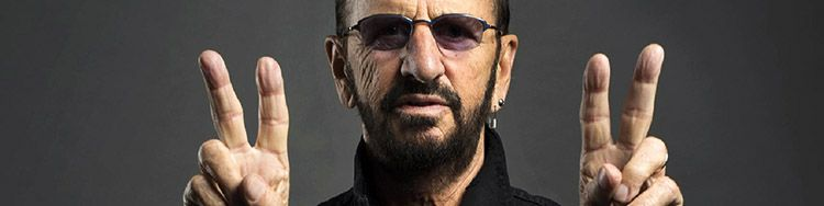 RINGO STARR - Mr. Love & Peace