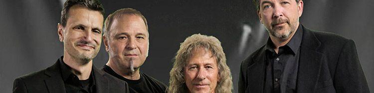 Die Prog-Veteranen Jeff Brewer und Robert Hutchinson überzeugen als THE FAR CRY