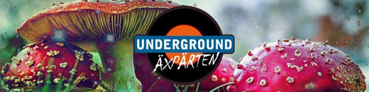 Underground Trips April 2018