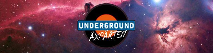 Underground Trips August 2020