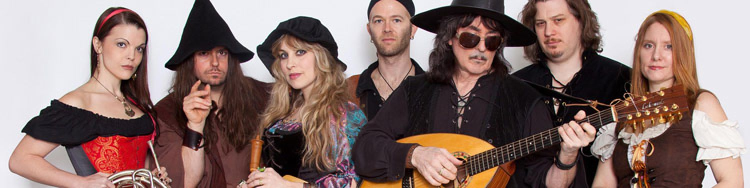 Dealing with the Past - While BLACKMORE'S NIGHT are releasing a new album, Ritchie's fans are waiting for his return to hard rock
