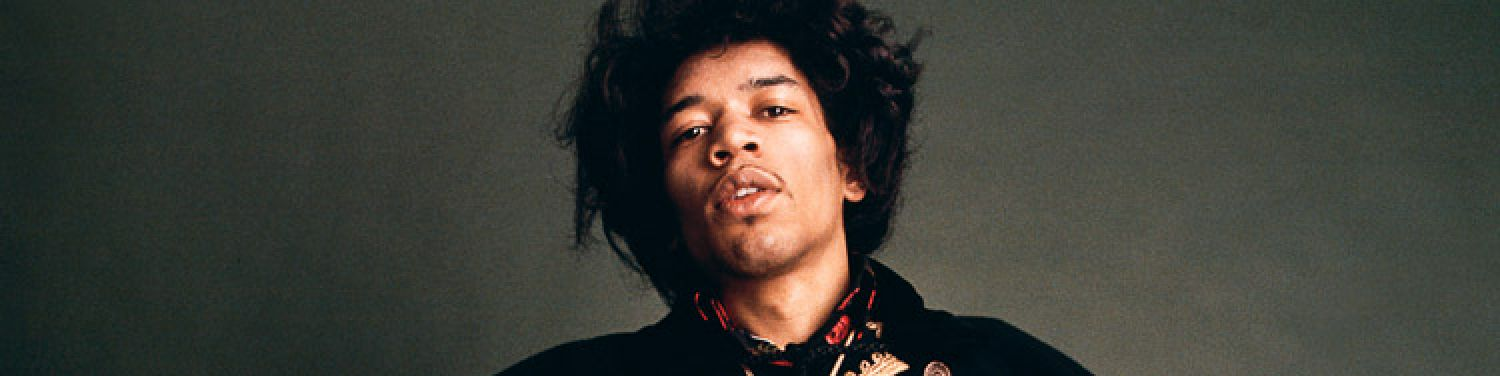 JIMI HENDRIX - The leap into the bottomless pit