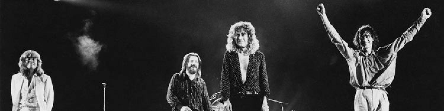 LED ZEPPELIN - The crowning finale