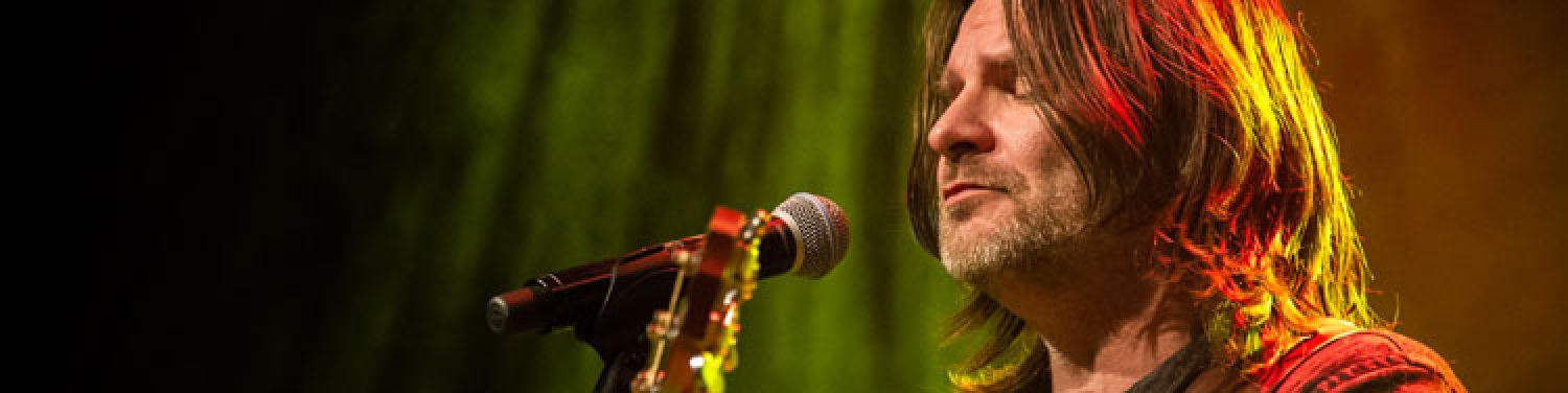 """RAY WILSONS Livealbum """"Time & Distance"""" offers Genesis songs in partly surprising versions"""