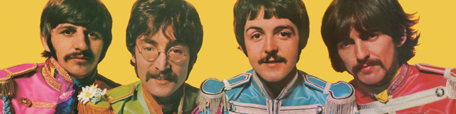 "THE BEATLES - 50 Years ""Sgt. Pepper's Lonely Hearts Club Band"""