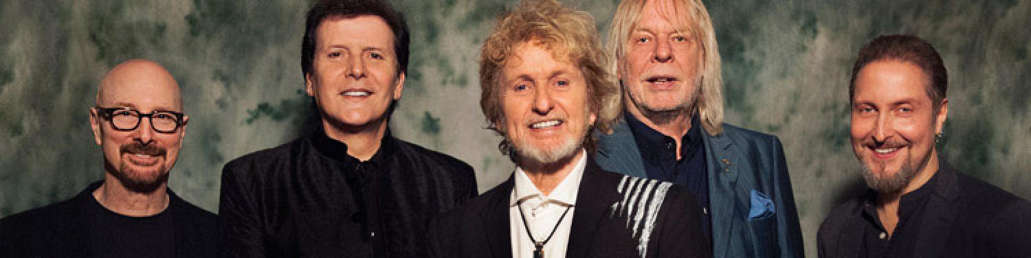 """""""I never left YES"""" - YES feat. Anderson, Rabin & Wakeman are the headliners of the Night Of The Prog 2017"""