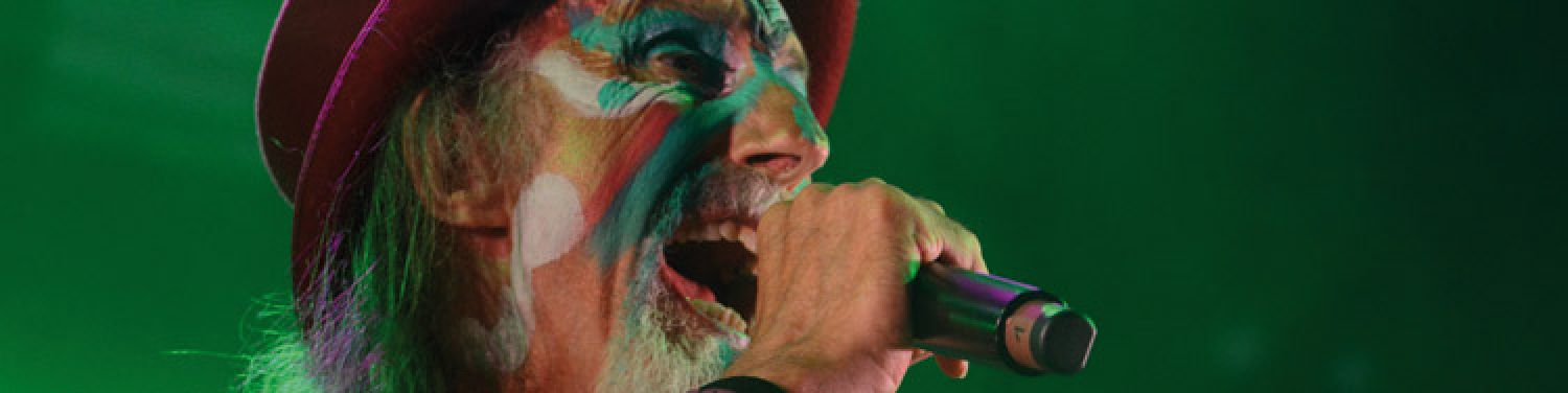 THE CRAZY WORLD OF ARTHUR BROWN - 50 Jahre im Dienste der Hölle