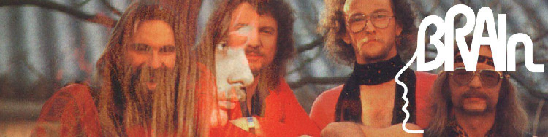 BRAIN RECORDS - The brain workers of Krautrock