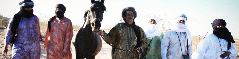 TINARIWEN, TAMIKREST, TOURÉ & CO. - Archaischer Wüstenblues: Musik aus Mali