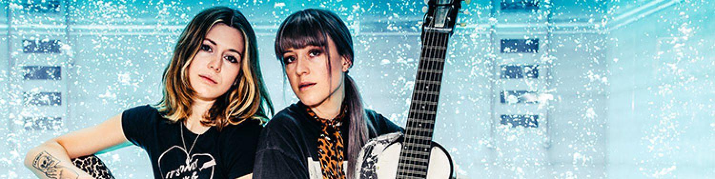 Die LARKIN POE-Schwestern veröffentlichen ihr erstes Album auf dem eigenen Label
