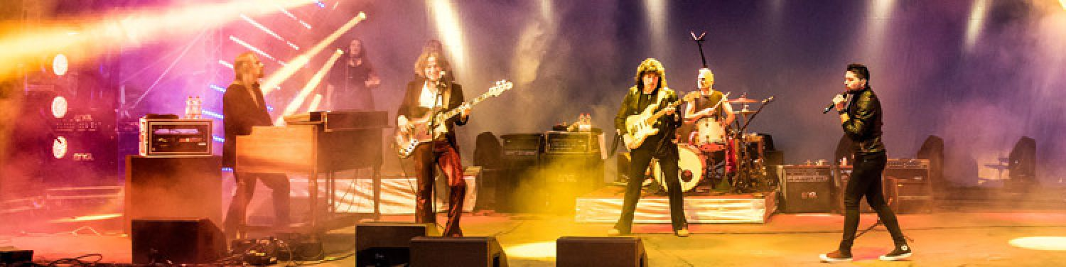 MONSTERS OF ROCK - Ritchie Blackmore celebrates his very own rock classics on the Loreley