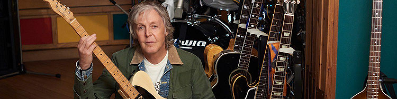 "PAUL McCARTNEY - ""McCartney III"" – Die Wiederentdeckung der Intimität"