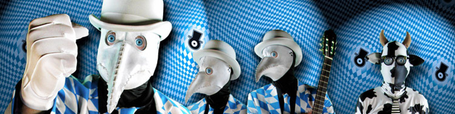 Eyeballs In The Mist: 50 Jahre THE RESIDENTS