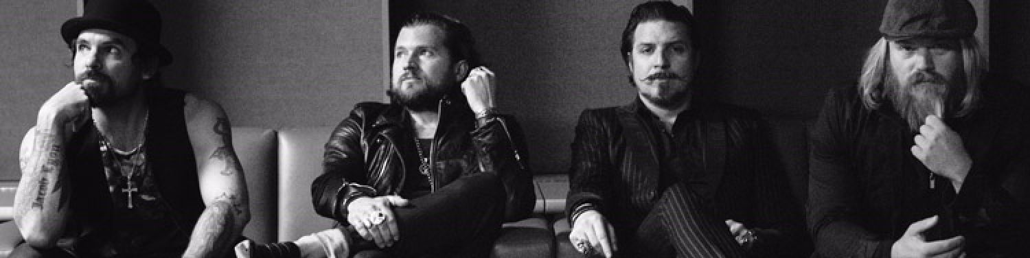Master and master student - RIVAL SONS Retro-Recken tour with rock legends and are praised by them