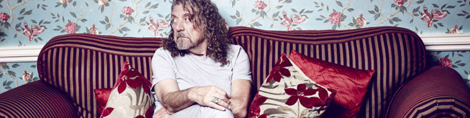 ROBERT PLANT - The flight to the front