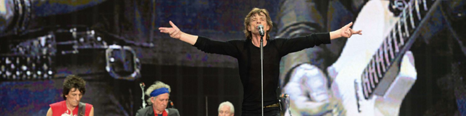 THE ROLLING STONES for the very last time?