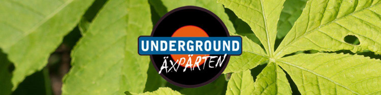 Underground Trips April 2019