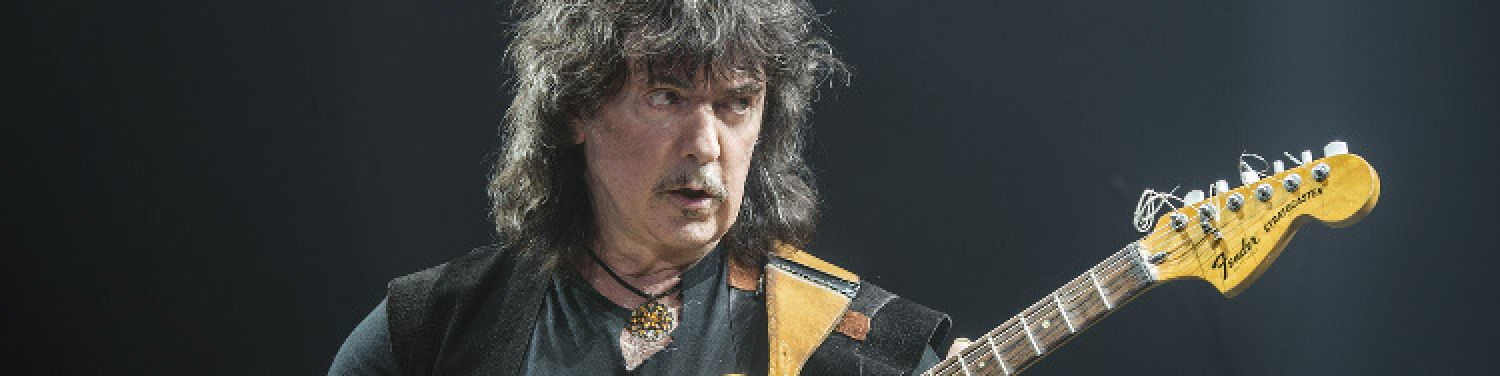 RITCHIE BLACKMORE - Back in black