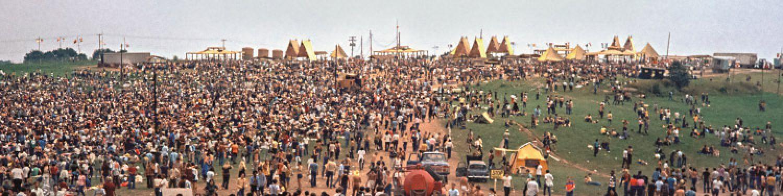 SUMMER OF MUSIC - 50 Jahre Woodstock-Festival