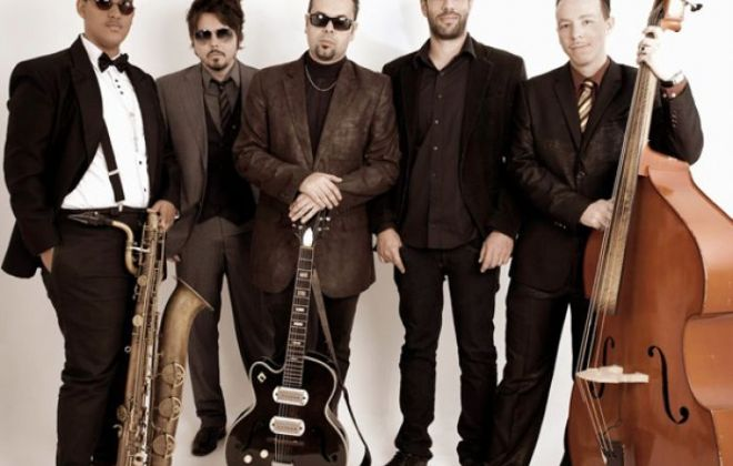 "IGOR PRADO BAND AND DELTA GROOVE ALL STARS ""Way Down South"""