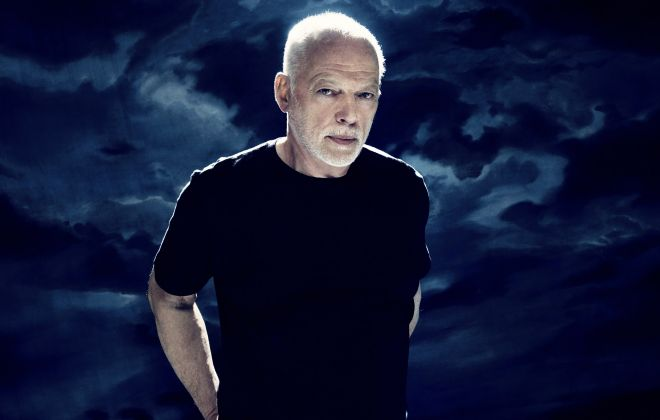 "DAVID GILMOUR ""Rattle That Lock"""