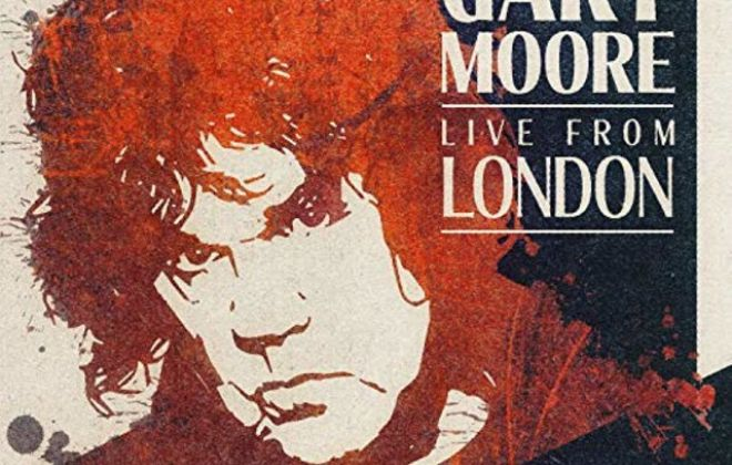 """GARY MOORE """"Live From London"""""""