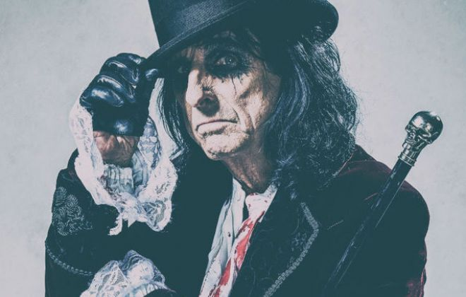 "ALICE COOPER - new single ""Don't Give Up"