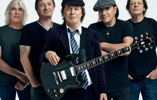 "AC/DC - neues Studioalbum ""Power Up"""